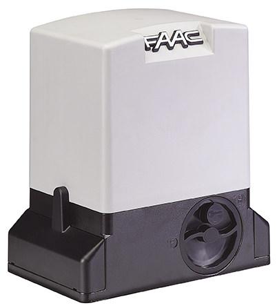 740 Motoriduttore 230V Peso max anta 500 Kg Velocità max 12 m/min. Frequenza d'utilizzo 30%