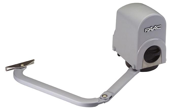 Attuatore elettromeccanico a braccio articolato 24V