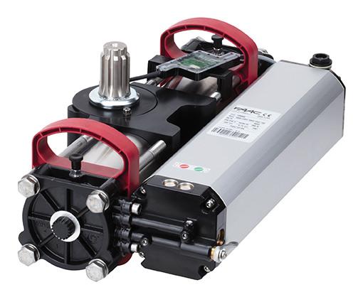 S800 ENC Attuatore oleodinamico 230V interrato Larghezza max singola anta 2 - 4 m Peso max 800 Kg Frequenza d'utilizzo (cicli/ora) 45 - 30