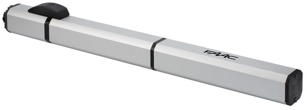 S450H Attuatore oleodinamico 24V Larghezza max singola anta 2 - 3 m (con elettroserratura) Frequenza d'utilizzo Uso continuo
